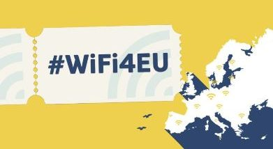 La carte des gagnants WiFi4EU (Call 2)